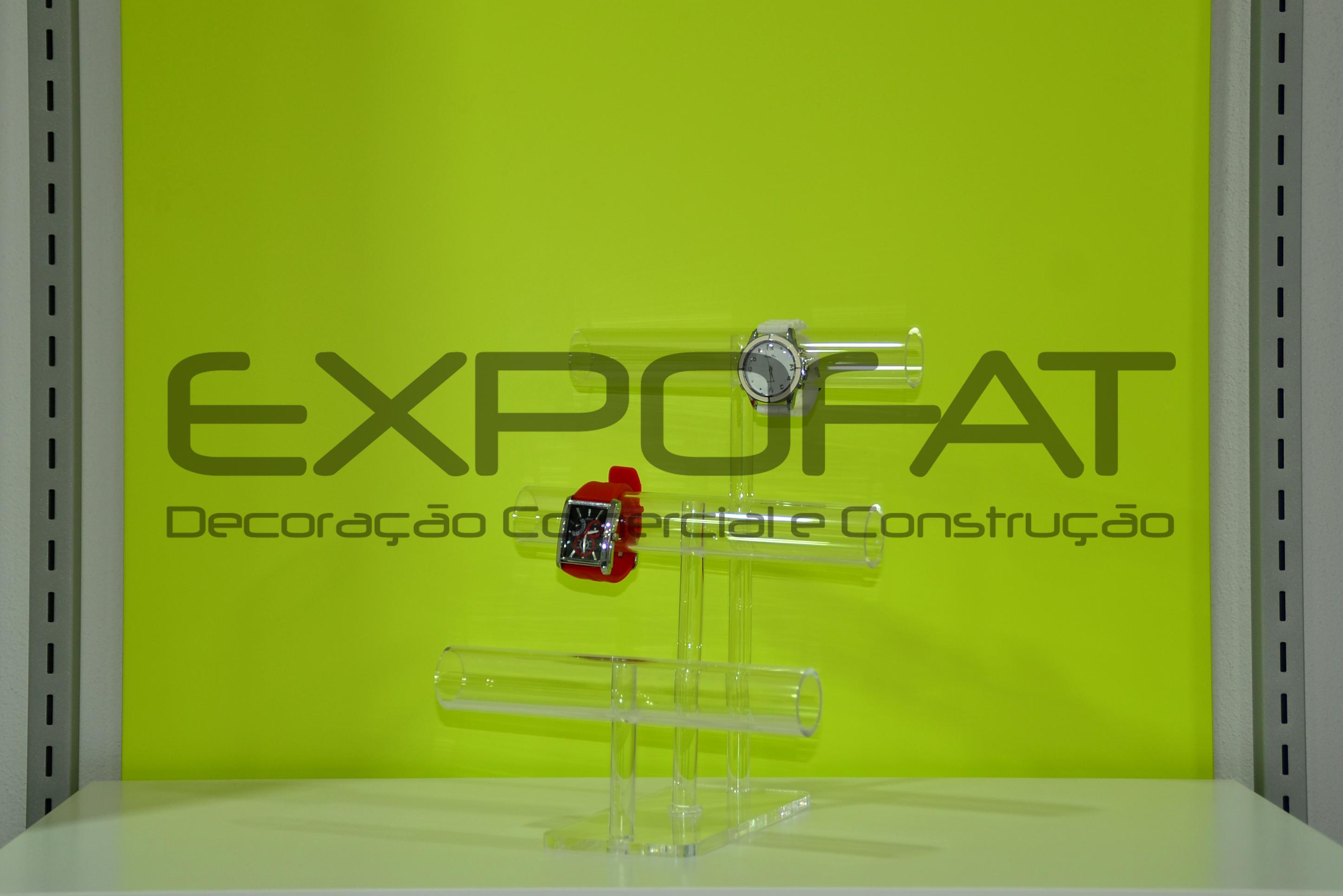 Expositor acrílico para Pulseiras / Relógios